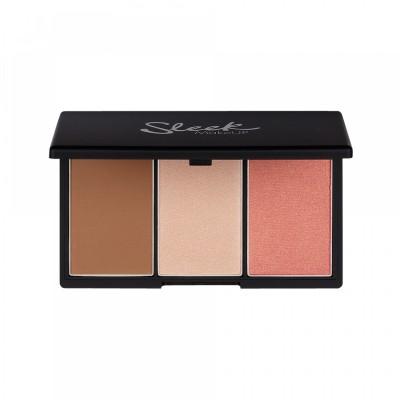 Палетка для корректировки формы лица Sleek MakeUp FACE FORM Light: фото