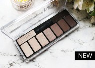 Отзывы Тени для век CATRICE The Essential Nude Collection Eyeshadow Palette 010 нюдовые