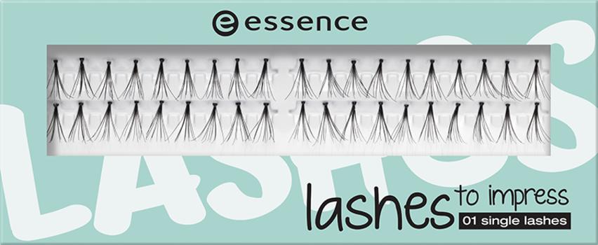 Накладные ресницы lashes to impress