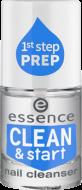 Средство для очищения ногтей Clean & Start Nail Cleanser Essence: фото
