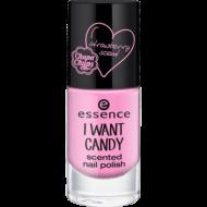 Лак для ногтей I want candy Essence 01: фото