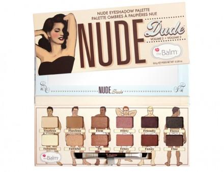 Палетка theBalm Nude Dude: фото