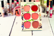 Палетка блесков для губ и румян How Bout Them Apples: фото