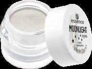 Тени для век Essence Moonlight eyes cream eyeshadow 01 перламутровый: фото