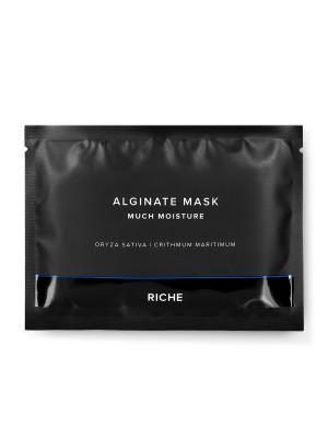 Увлажняющая альгинатная маска Riche Cosmetics с гиалуроновой кислотой хит 25гр: фото