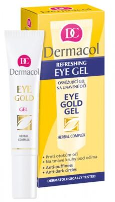 Гель для глаз Eye gold gel: фото