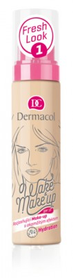 Тональная Основа Dermacol Wake & Make-Up тон 3: фото