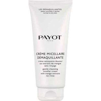 Крем смягчающий очищающий для нормальной и сухой кожи Payot Les Demaquillantes 200 мл: фото