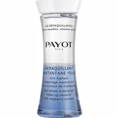 Моментально очищающее и разглаживающее средство для глаз и губ Payot Les Demaquillantes 125 мл: фото