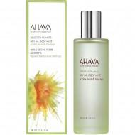 Сухое масло для тела опунция и моринга Ahava Deadsea Plants 100 мл: фото