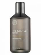 Тонер для мужчин антивозрастной THE FACE SHOP The gentle for men anti-aging toner 140 мл: фото