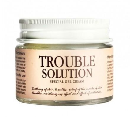 Гель-крем против акне GRAYMELIN Trouble Solution Special Gel Cream 50г: фото