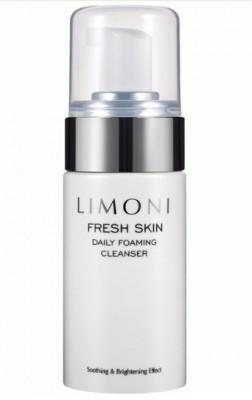Пенка для ежедневного очищения кожи LIMONI Fresh Skin Daily Foaming Cleanser 100 мл: фото