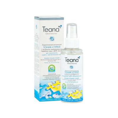 Витаминный тоник-спрей с микроводрослями TEANA 125мл: фото