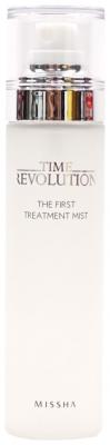 Обновляющая эссенция-спрей для лица MISSHA Time Revolution The First Treatment Mist 120 мл: фото