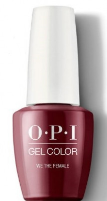 Гель для ногтей OPI WASHINGTON We The Female GCW64A 15 мл: фото