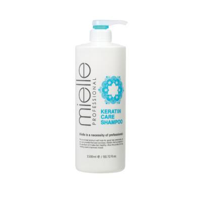 Шампунь с кератином JPS Mielle Keratin Care Shampoo, 1500мл: фото