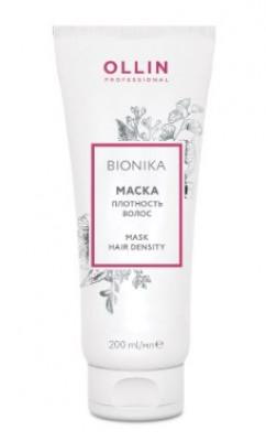 Маска Плотность волос OLLIN BioNika 200мл: фото