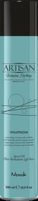 Лак для придания объема волосам NOOK Artisan Voluttuosa Genius Styling 500 мл: фото