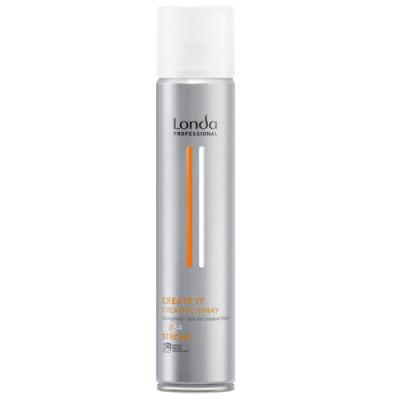 Спрей моделирующий для волос сильной фиксации Londa Professional Styling Finish CREATE IT 300мл: фото