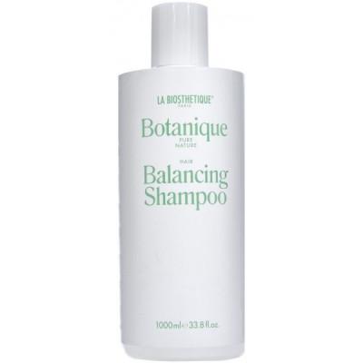 Шампунь для чувствительной кожи головы без отдушки La Biosthetique Botanique Pure Nature Balancing Shampoo 1000мл: фото