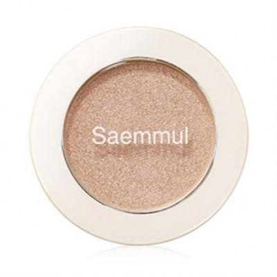 Тени для век мерцающие THE SAEM Saemmul Single ShadowShimmer BE02 2гр: фото