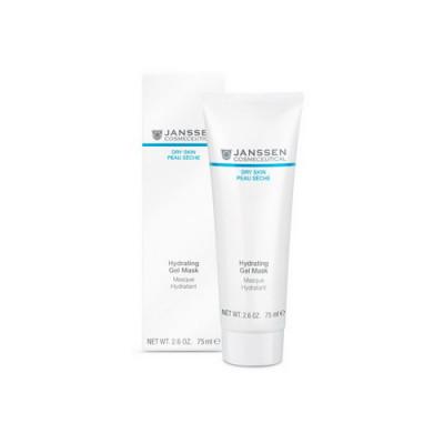Маска-гель суперувлажняющая Janssen Cosmetics Hydrating Gel Mask 75 мл: фото