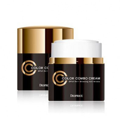 Крем СС DEOPROCE COLOR COMBO CREAMCC CREAM #23 40g: фото
