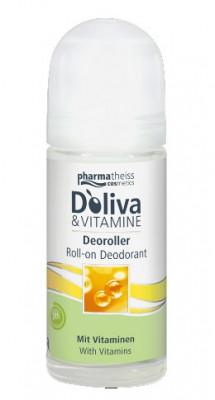 Дезодорант роликовый с Витаминами D`oliva 50 мл: фото