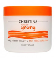 Крем матовый для тела CHRISTINA Forever Young Silky Matte Cream 250 мл: фото