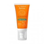 Солнцезащитная эмульсия для проблемно кожи SPF50+ Avene Cleanance Suncare 50 мл: фото