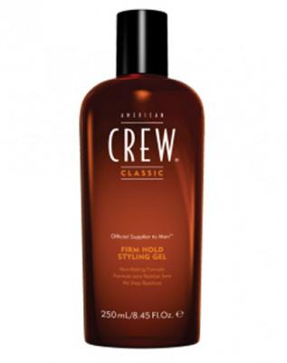 Гель для волос сильной фиксации для объема American Crew Classic Firm Hold Styling Gel 250мл: фото