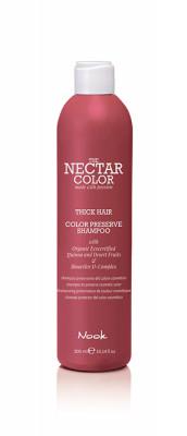 Шампунь для окрашенных плотных и жестких волос NOOK Color Preserve Shampoo 300мл: фото