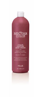 Крем фиксирующий после окрашивания NOOK Color Capture Acid Cream 1000мл: фото