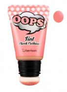 Румяна-тинт для лица Berrisom OOPS Tint Cheek Cushion Cream Peach 20мл: фото