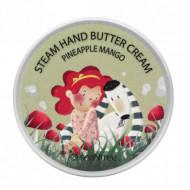 Крем для рук паровой Ананас & Манго seaNtree STEAM HAND BUTTER CREAM PINEAPPLEMANGO 35гр: фото
