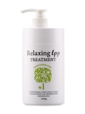 Бальзам для питания волос Gain Cosmetic Haken Relaxing L.P.P Treatment 1000мл: фото