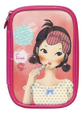 Косметичка FASCY PUNGSEON Tina PU Beauty Pouch: фото