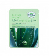 Маска алоэ Lioele Essential Mask Aloe 20мл: фото