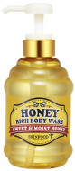 Гель для душа с экстрактом меда SKINFOOD Honey Rich Body Wash 430мл: фото