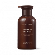 Шампунь против выпадения волос Innisfree My Hair Recipe Strength Shampoo For Weak Hair Roots 330мл: фото