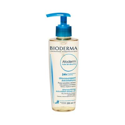 Масло для душа Bioderma Atoderm 200 мл: фото