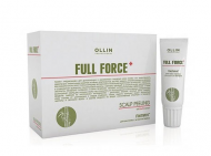 Пилинг для кожи головы с экстрактом бамбука OLLIN FULL FORCE 10штх15мл: фото