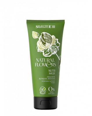 Маска питательная для восстановления волос SELECTIVE Professional Eco Line Nutri Mask 200мл: фото