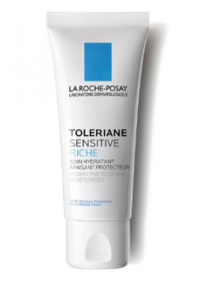 Крем насыщенный La Roche-Posay Toleriane Sensitive RICHE 40 мл: фото