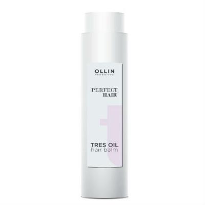 Бальзам для волос OLLIN PERFECT HAIR TRES OIL 400мл: фото