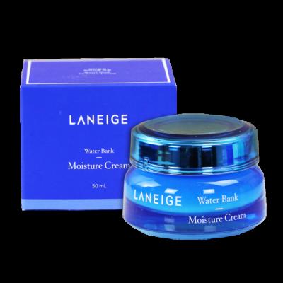 Увлажняющий крем с ледниковой водой LANEIGE Water Bank Moisture Cream: фото