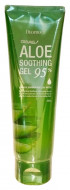 Гель для тела алоэ 95% DEOPROCE cooling aloe soothing gel 250г: фото