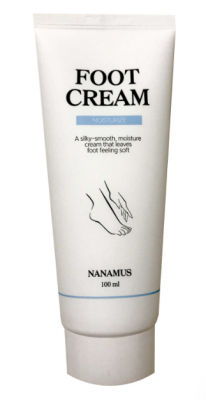 КРЕМ ДЛЯ НОГ NANAMUS FOOT CREAM 100мл: фото