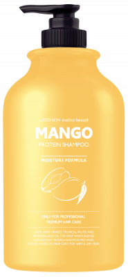 Шампунь для волос МАНГО EVAS Pedison Institute-Beaute Mango Rich Protein Hair Shampoo 500 мл: фото